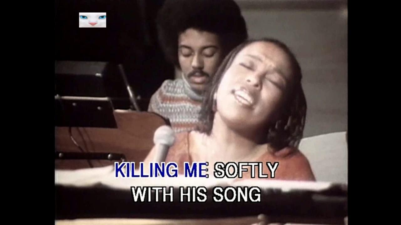 Roberta Flack - Killing me softly with his song (1973 Original)