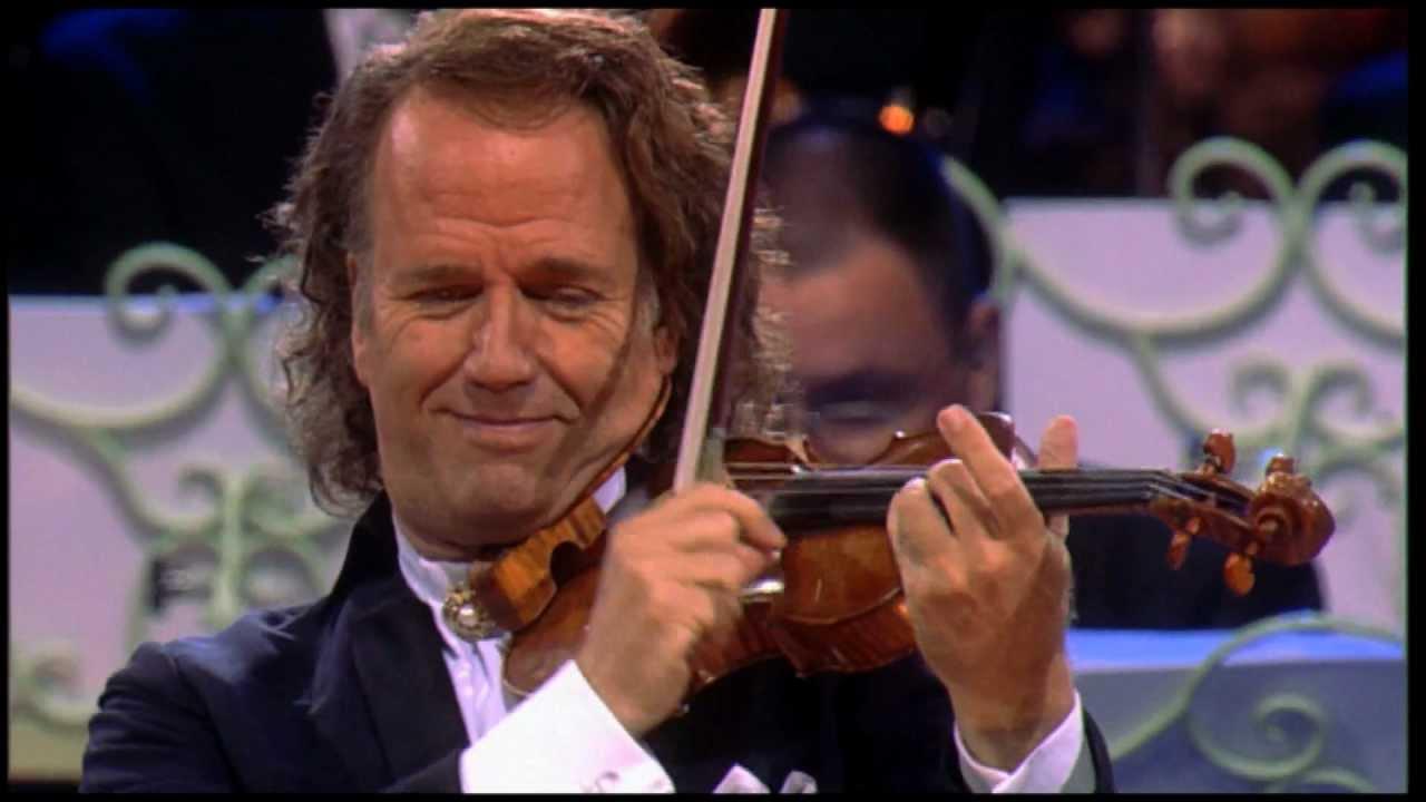 André Rieu - The Second Waltz (Komponist: Dmitri Schostakowitsch)