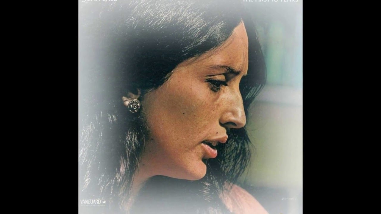 JOAN BAEZ Where have all the flowers gone