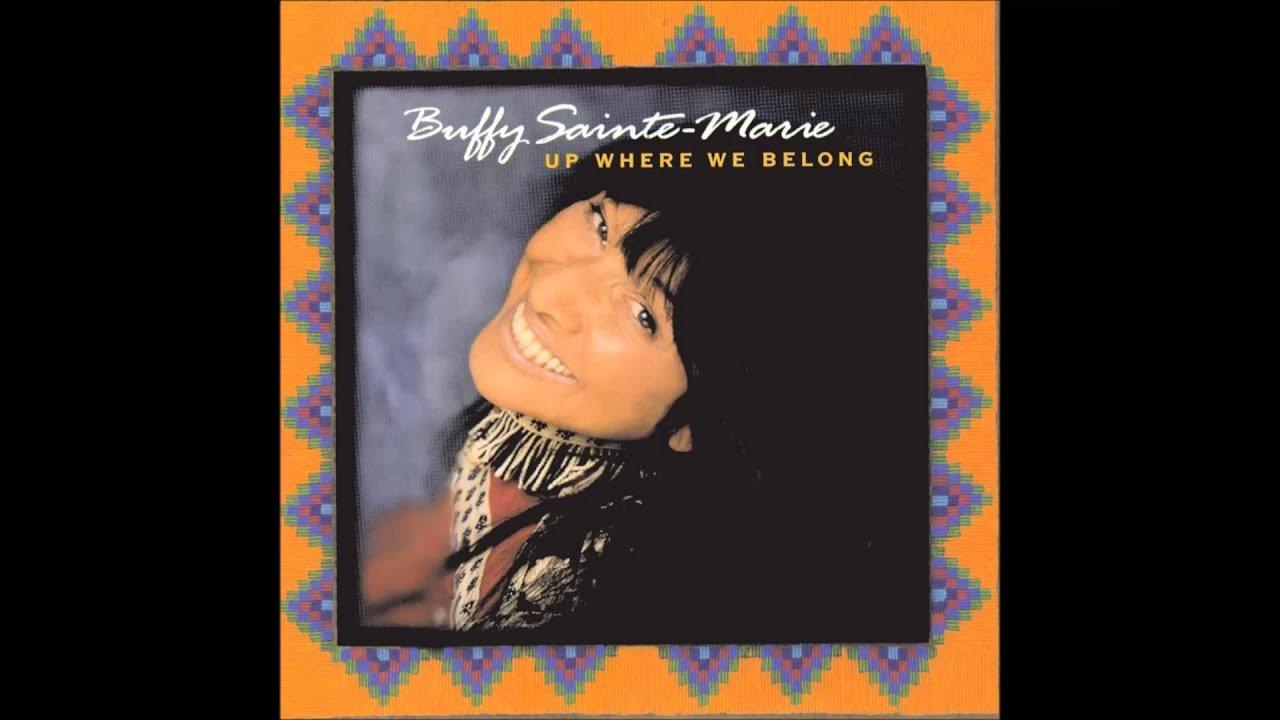 Buffy Sainte-Marie - Bury My Heart At Wounded Knee