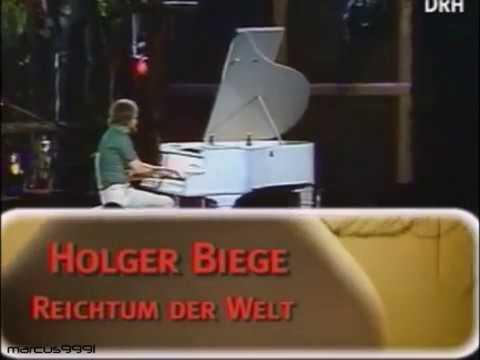 Holger Biege - Reichtum der Welt