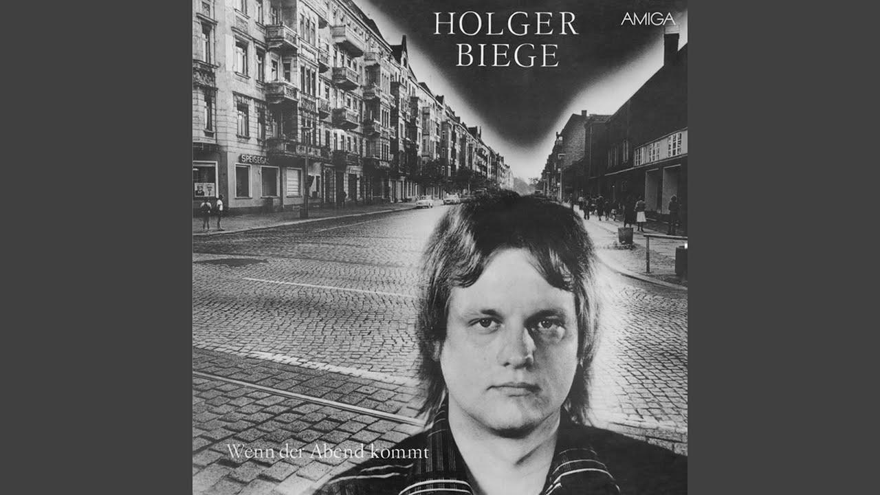 Holger Biege - Sagte mal ein Dichter