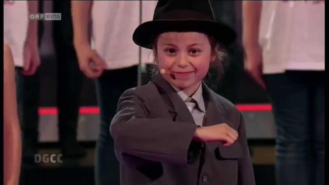 """DIE GROSSE CHANCE DER CHÖRE Kinderchor Calypso """"Ich zähl bis drei"""""""
