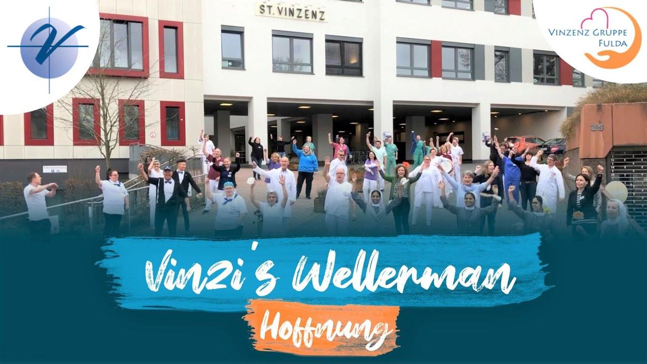 Vinzi's Wellerman - Hoffnung; St. Vinzenz-Krankenhaus Hanau