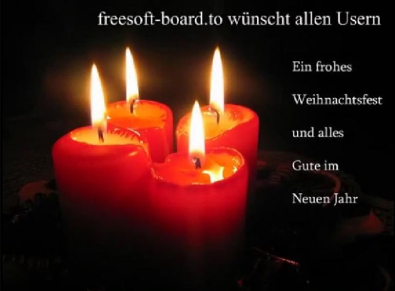 (2011) Weihnachten mit Freesoft-Board 2011