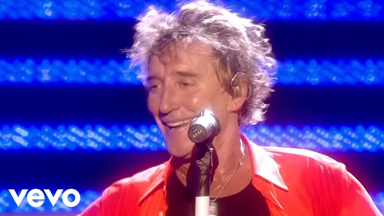 Rod Stewart - Rhythm of My Heart (from One Night Only! Live at Royal Albert Hall)
