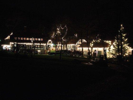 Weihnachtsmarkt Iserlohn Barendorf