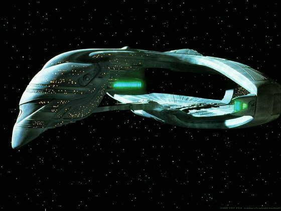 Star Trek - Romulanischer Warbird