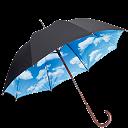 Praktischer Schirm für Ihn