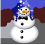 Schneefrau Olga
