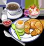 Frühstück für Faule.