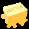 Butter muss ...